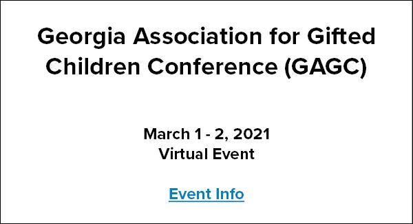 GAGC 2021