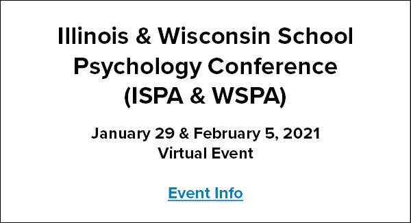 ISPA WSPA 2021
