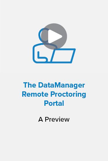DM Remote Proctor Preview