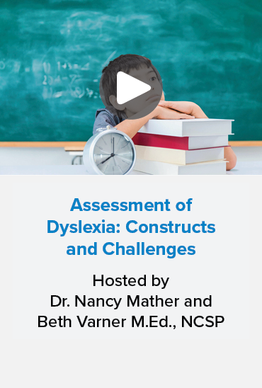 Dyslexia Constructs Mather Varner