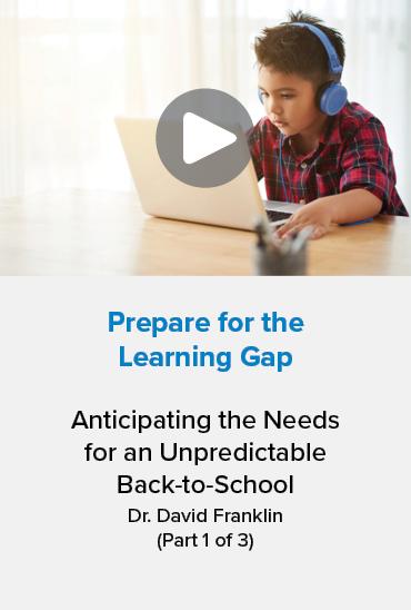 Prepare for Gap